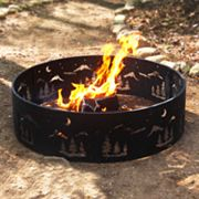 Wilderness Steel Fire Ring