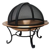 28-in. Fire Pit Spark Screen