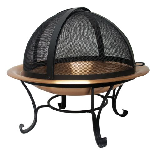 32-in. Fire Pit Spark Screen