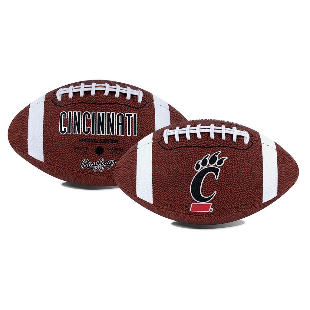 Rawlings® Cincinnati Bearcats Game Time Football