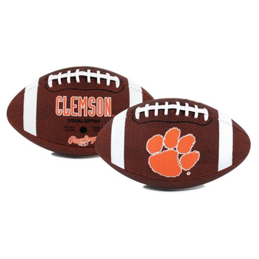 Rawlings Clemson Tigers Game Time Football