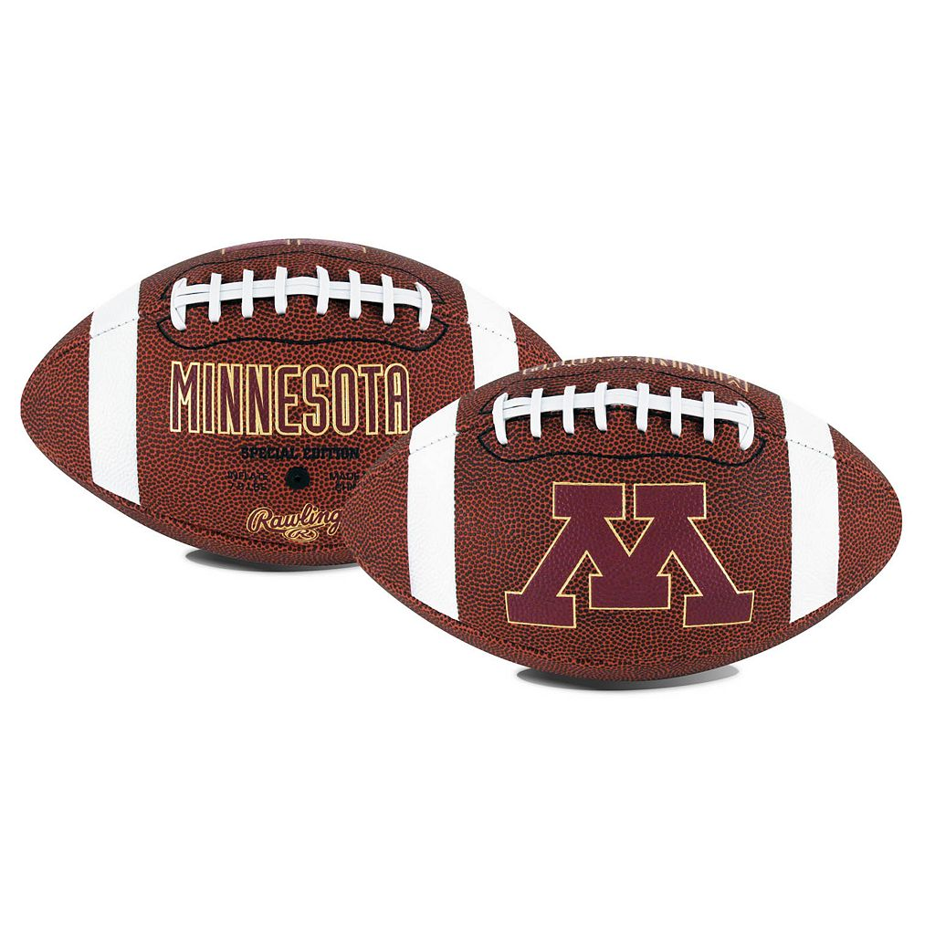Rawlings® Minnesota Golden Gophers Game Time Football