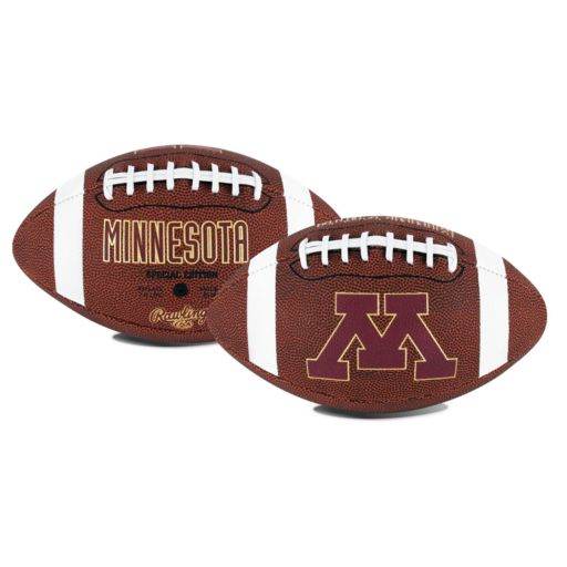 Rawlings Minnesota Golden Gophers Game Time Football