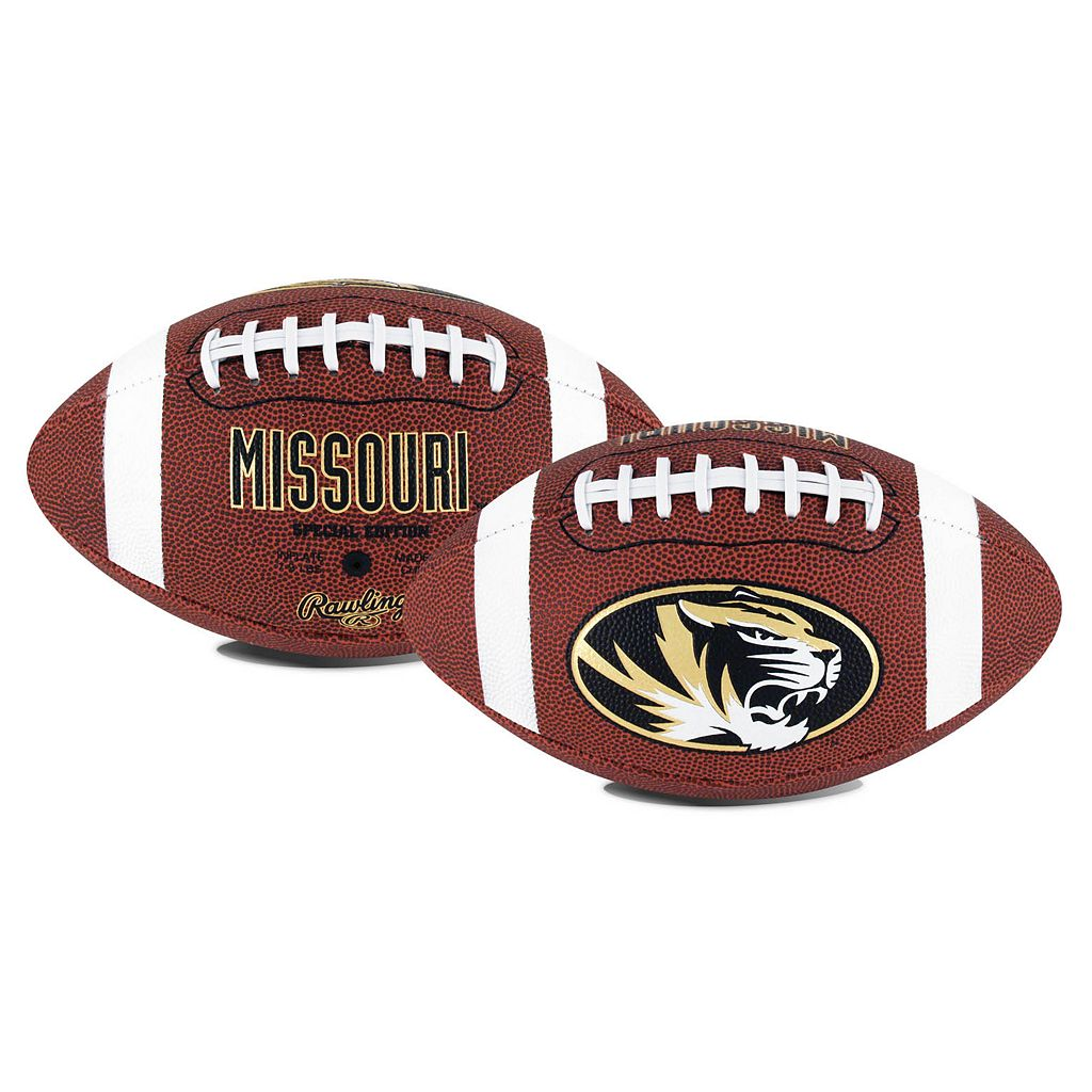 Rawlings® Missouri Tigers Game Time Football
