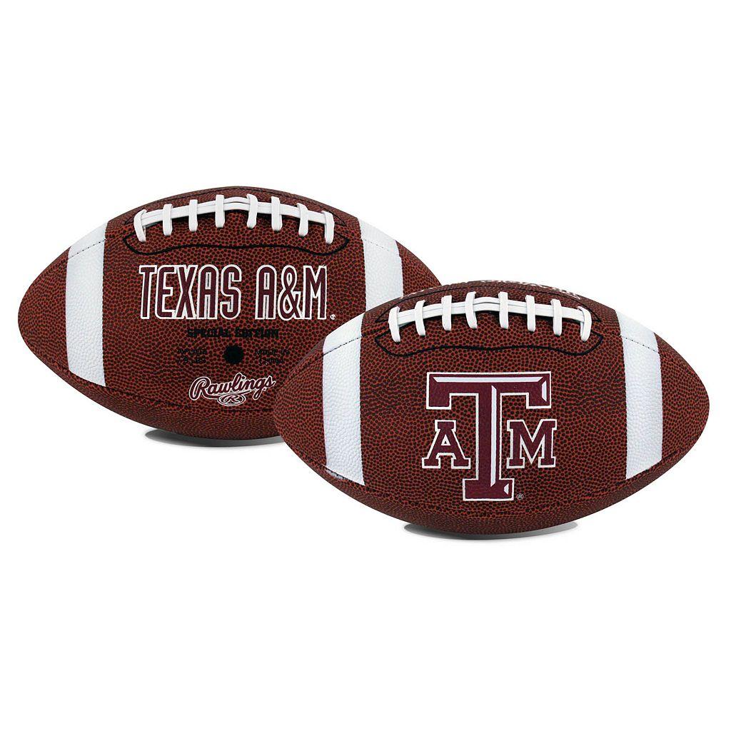 Rawlings® Texas A&M Aggies Game Time Football