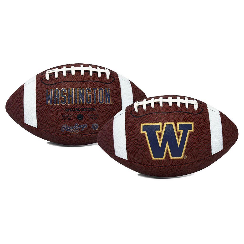 Rawlings® Washington Huskies Game Time Football
