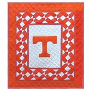 Tennessee Volunteers Patchwork Quilt