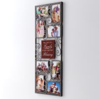 Family Blessing 8-Opening Collage Frame
