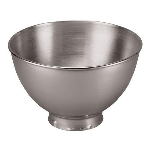 KitchenAid KB3SS 3-qt. Stand Mixer Bowl