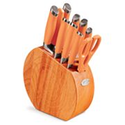 Fiesta 11-pc. Knife Block Set