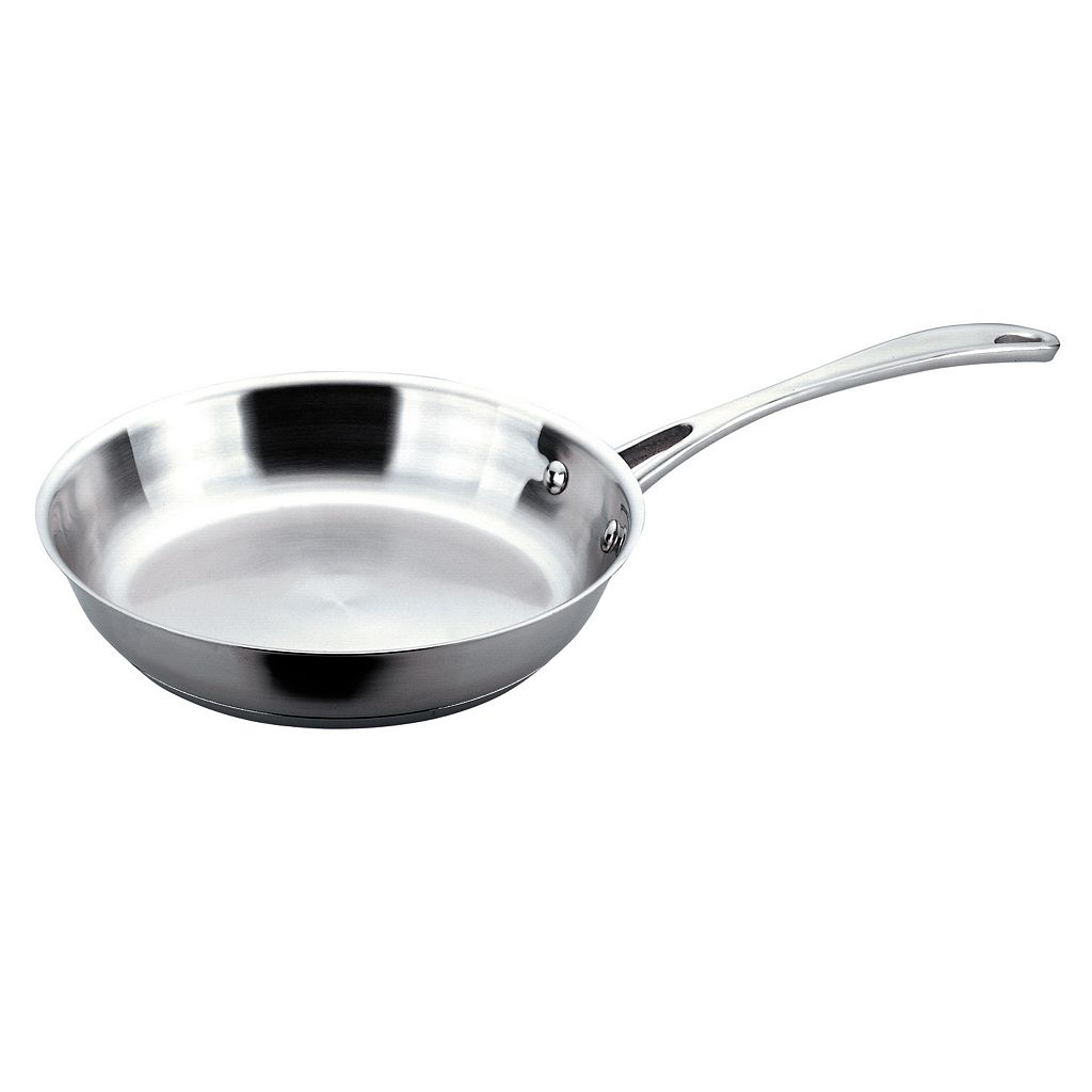 BergHOFF Copper Clad 10-in. Stainless Steel Frypan