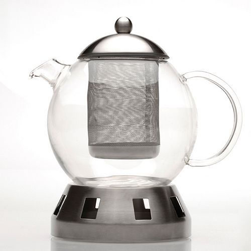 BergHOFF Glass Dorado Teakettle