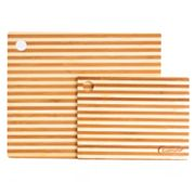 BergHOFF Earthchef 2-pc. Bamboo Cutting Board Set