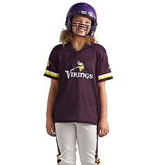 Franklin Minnesota Vikings Football Uniform