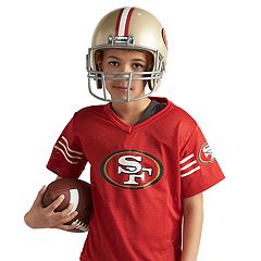 Franklin San Francisco 49ers Football Uniform
