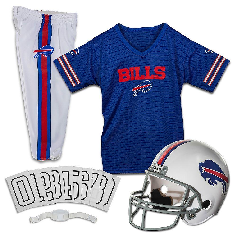 sale retailer 2557e f917e Franklin Buffalo Bills Football Uniform