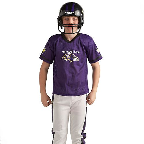 Franklin Baltimore Ravens Football Uniform