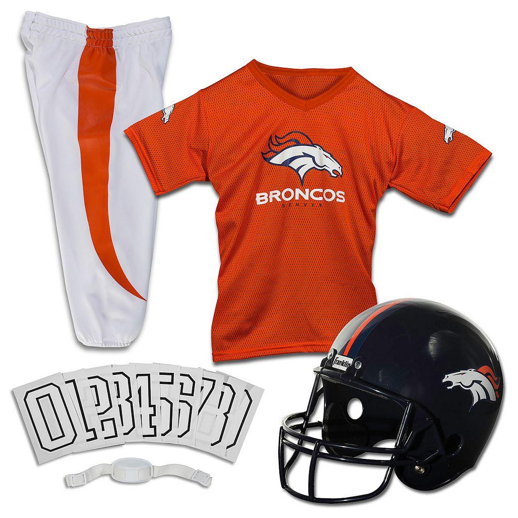 Franklin Denver Broncos Football Uniform