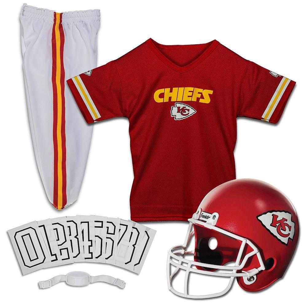 c1e7df15 Franklin Kansas City Chiefs Football Uniform