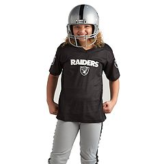 Franklin Oakland Raiders Football Uniform
