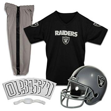 Franklin Oakland Raiders Football Uniform