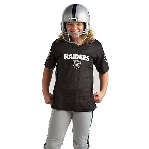 size 40 0e285 c11cb Franklin Oakland Raiders Football Uniform