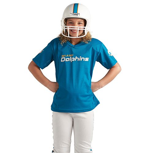 Franklin Miami Dolphins Football Uniform