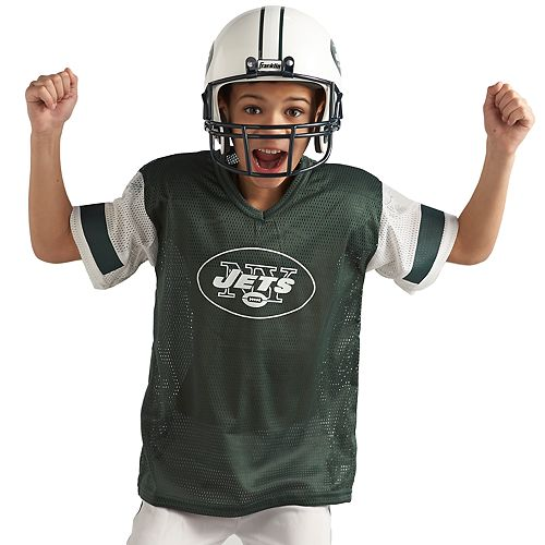 Franklin New York Jets Football Uniform