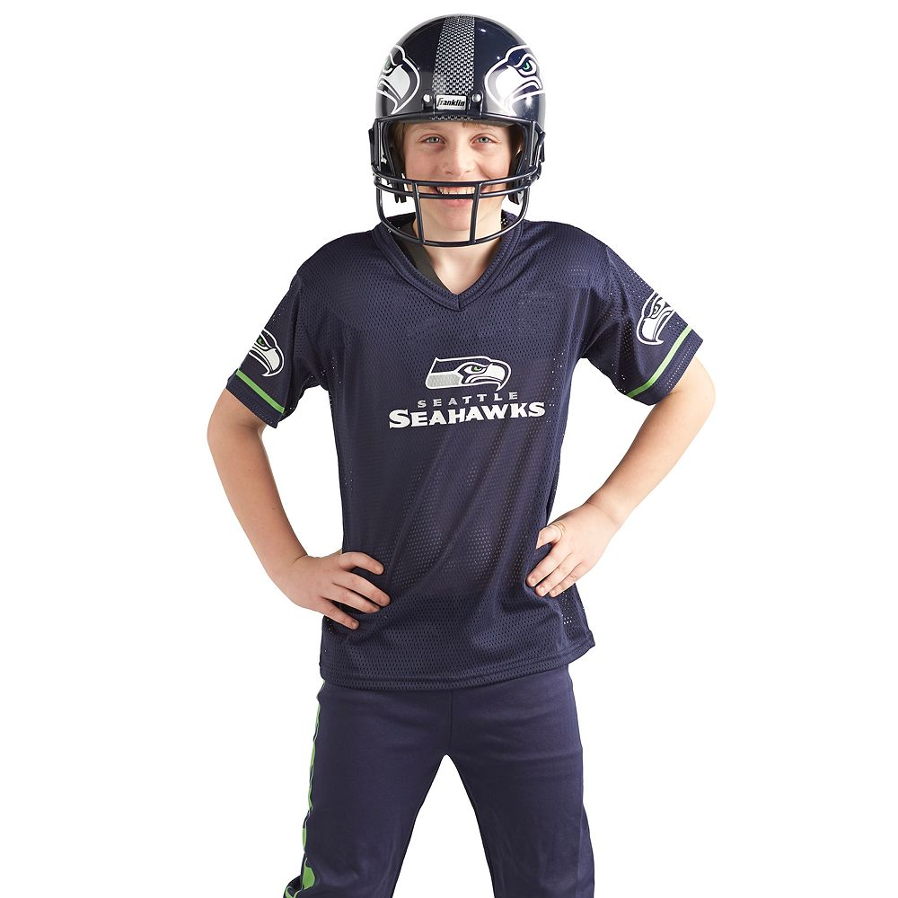 Franklin Seattle Seahawks Football Uniform