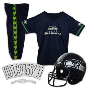 Franklin Seattle Seahawks Football Uniform
