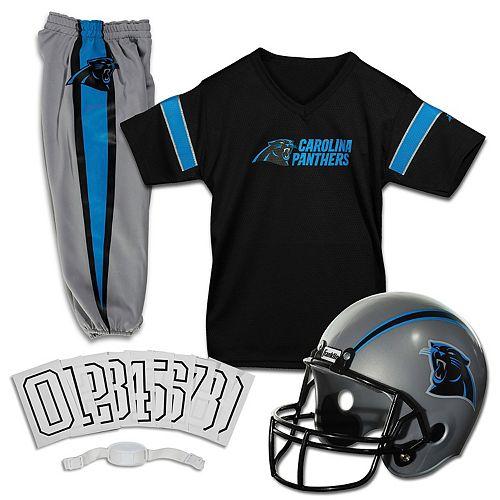 Franklin Carolina Panthers Football Uniform