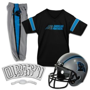 Franklin Carolina Panthers Football Uniform