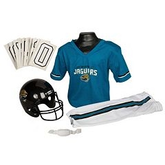Franklin Jacksonville Jaguars Football Uniform