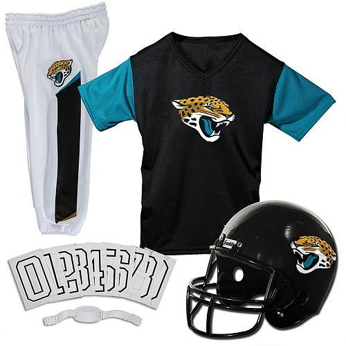 Franklin Jacksonville Jaguars Football Uniform