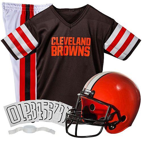 Franklin Cleveland Browns Football Uniform