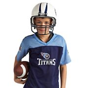 Franklin Tennessee Titans Football Uniform