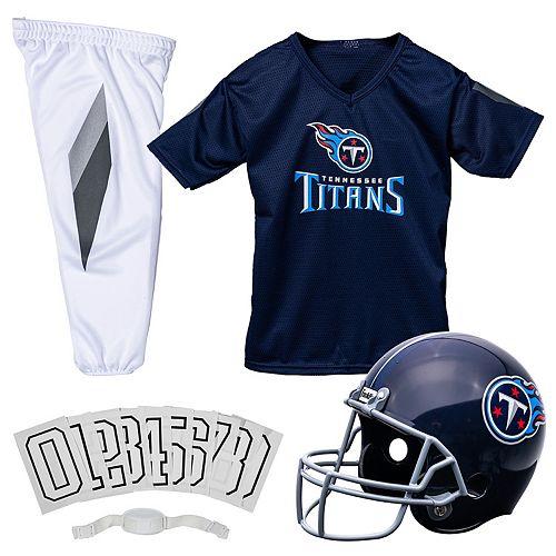 Franklin Tennessee Titans Football Uniform
