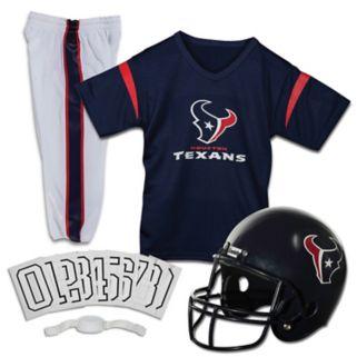 Franklin Houston Texans Football Uniform