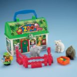 Fisher-Price® Little People® Take-Along™ Zoo Set