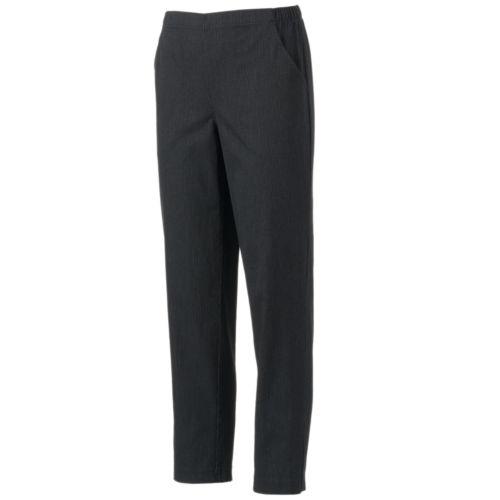 Croft & Barrow® Pull-On Dress Pants - Petite