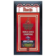 Arizona Diamondbacks World Series Champions Framed Wall Art