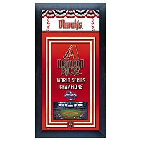 Arizona Diamondbacks World Series Champions® Framed Wall Art