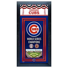 Chicago Cubs World Series Champions® Framed Wall Art