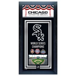 Chicago White Sox World Series Champions Framed Wall Art