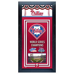 Philadelphia Phillies World Series Champions® Framed Wall Art