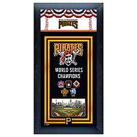 Pittsburgh Pirates World Series Champions® Framed Wall Art