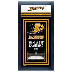 Anaheim Ducks Stanley Cup® Champions Framed Wall Art