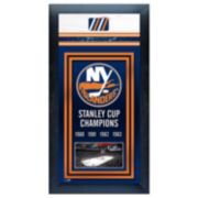 New York Islanders Stanley Cup® Champions Framed Wall Art