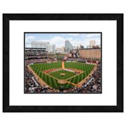 Orioles Park at Camden Yards Framed Wall Art