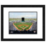 Kaufman Stadium Framed Wall Art